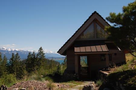 Flathead Cabin - Blockhütte