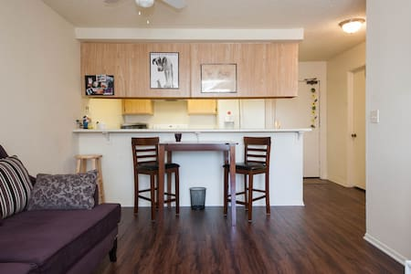 Clean apt close to LAX -Ladies only