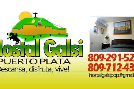 HOSTAL GALSI PUERTO PLATA - Apartemen