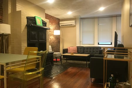 Stylish One Bedroom in Boston Brownstone - Appartamento