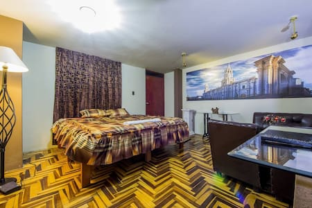 Sillary Hostal Boutique- Suite Deluxe Catedral - Arequipa - Casa