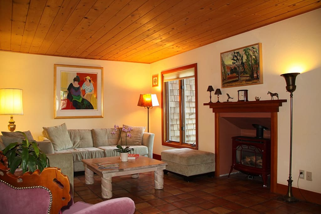 Casa Carolina, a wine country home.