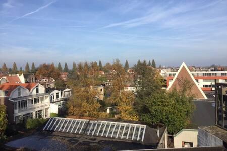 Sunny apartment in Rotterdam - Wohnung
