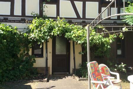 Fachwerkhaus im Rapunzeldorf Amönau - Apartment