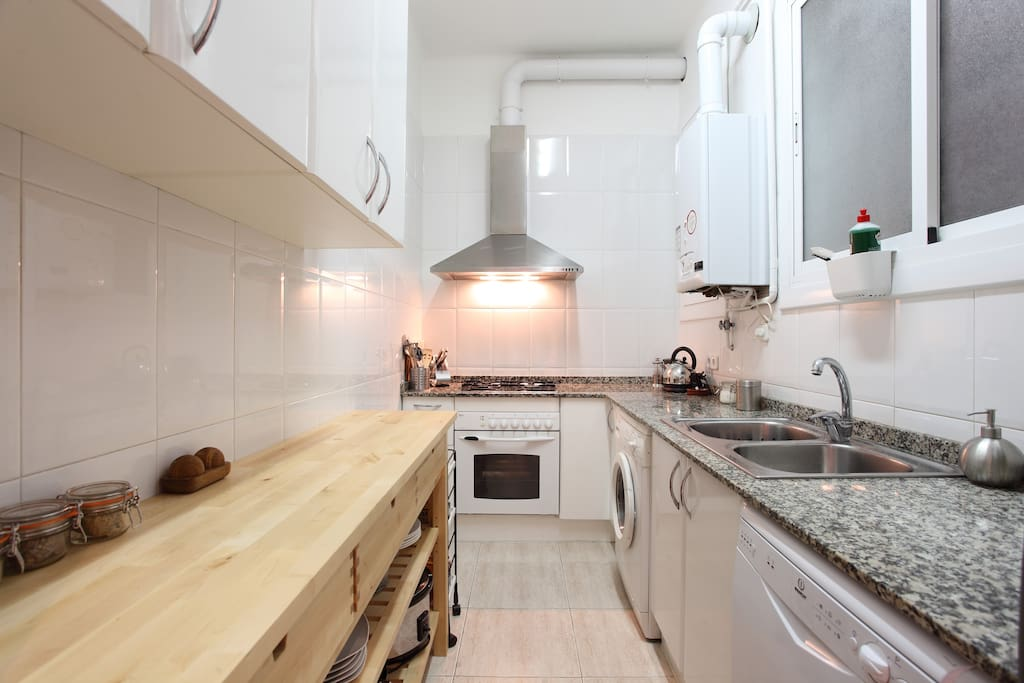 You will have full use of our well equipped kitchen.