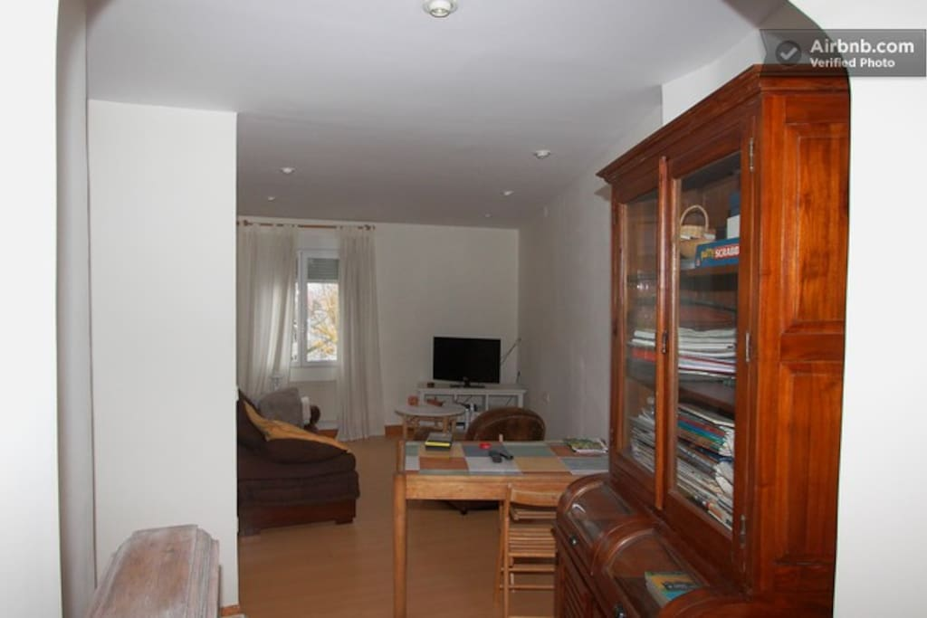 Warm and cosy stay in Pamplona R4