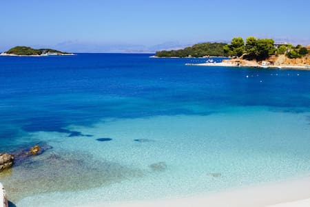 Ap. Ksamil only 20m from the Sea