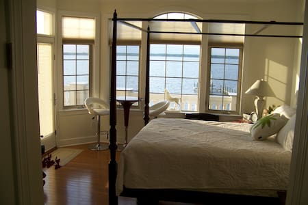 Spectacular Bay Front Suite- Free with Pier Rental - Dagsboro - Casa