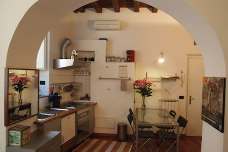 Studio in Campo de' Fiori with Wifi