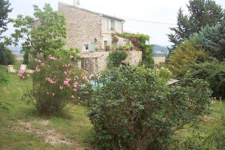 chambre dans maison provencal - Casa