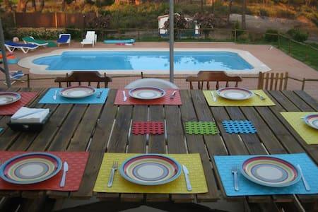 Casa de Campo Com Piscina - Grandola - Villa