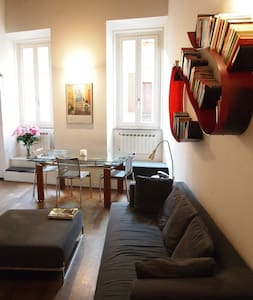 60sqm apt Campo de' Fiori with Wifi
