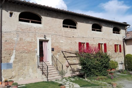 Historic house in heart of Tuscany - Hus