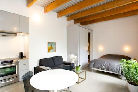 Magnifique studio_Petite-Italie - Montreal - Apartment