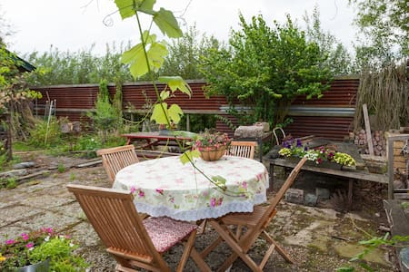 Bed and Breakfast Groen en Blauw - Inap sarapan