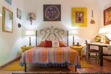 Casa Esperanza - Oaxaca Room