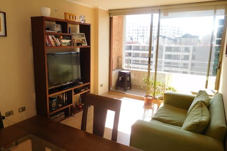 FULLY EQUIPPED BEDROOM WITH PRIVATE BATHROOM (2pl) - Santiago - Wohnung