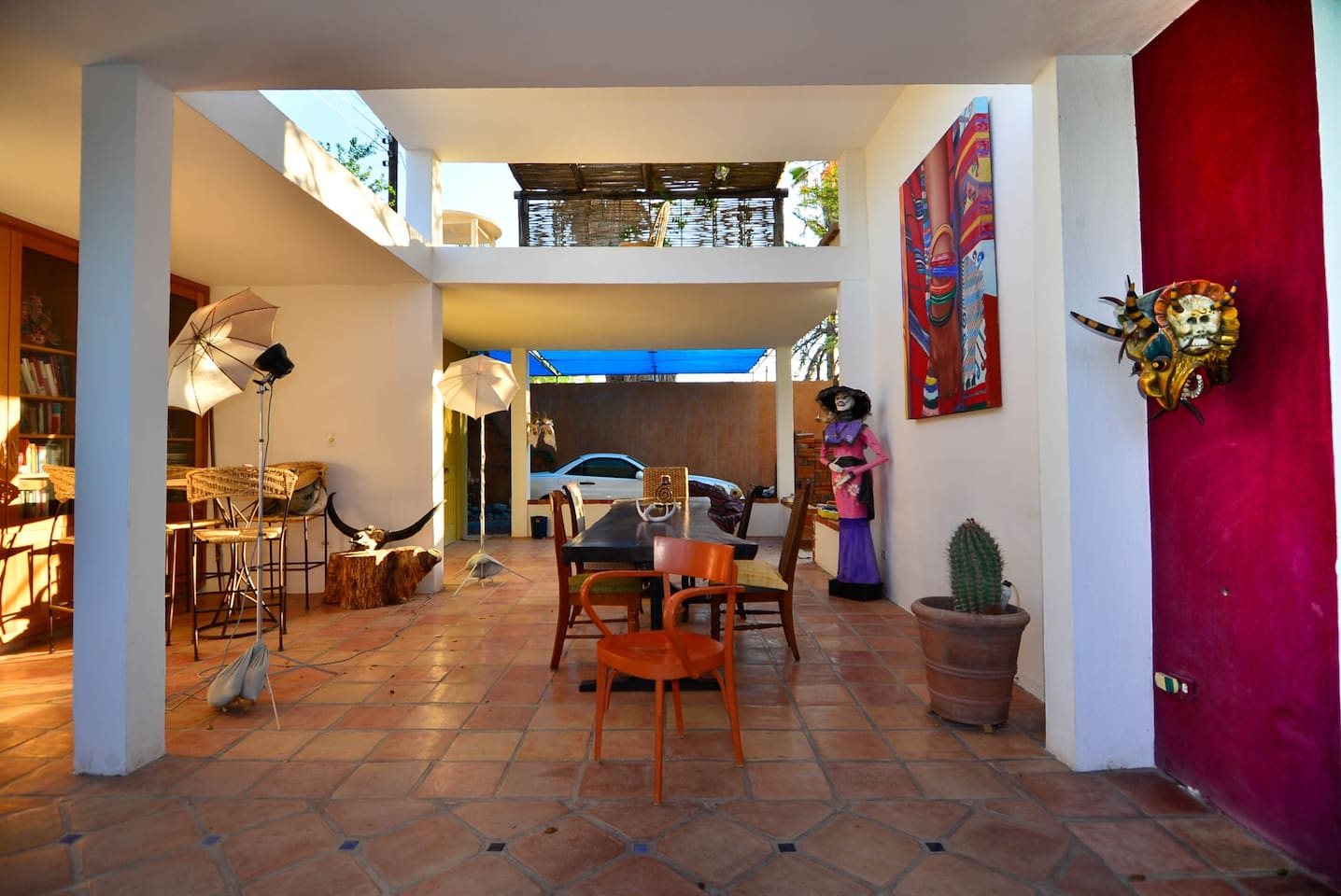 Great Space For Lots of Baja Living!