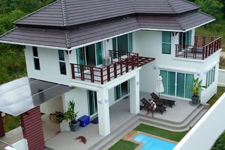 Villa with sea view w/ private pool - Ko Lanta - Villa