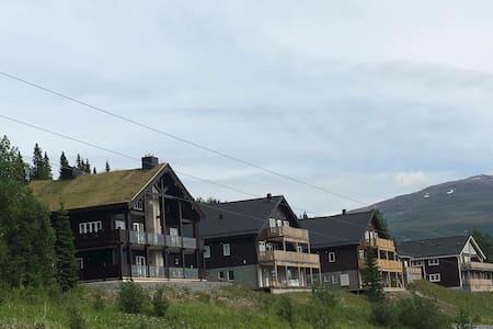 Nybyggd lägenhet i Tegefjäll/Åre - Wohnung