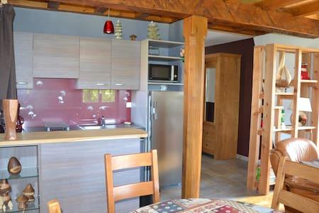 T2 à côté du lac de Vouglans - Apartment