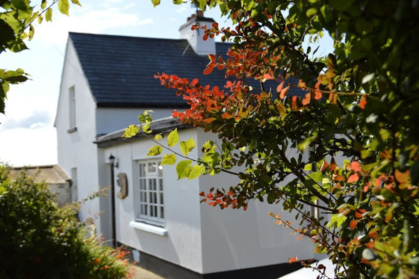 Characterful and traditional Ivy Cottage is walking distance to the pub and estuary