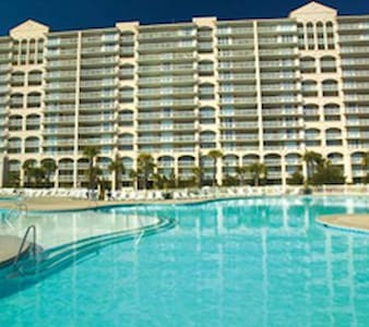 Exciting Marina & Pool Front Condo - Wohnung
