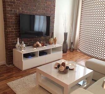 Clean apartment, BEST location! - New York - Wohnung