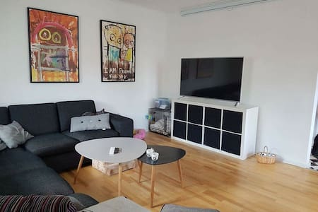 Charming flat in center of Aalborg - Aalborg