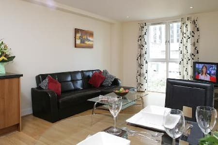 Ridley Apartments - 2 Bed