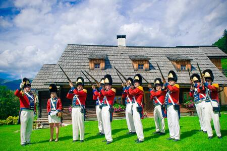 Napoleonvilla am Katschberg  - Rennweg am Katschberg - Dům