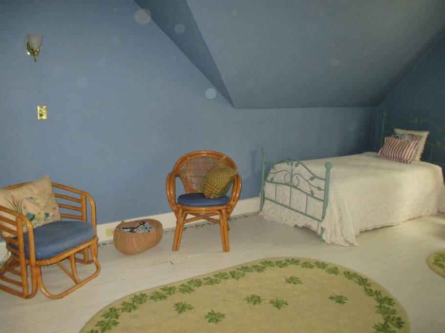 Private Third Floor Suite