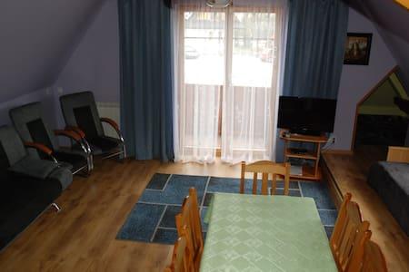 Apartament dwupoziomowy pod Tatrami - Czarna Góra, Lesser Poland Voivodeship