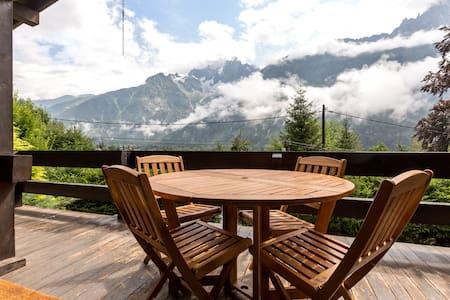 Beau Chalet à Chamonix Mont-Blanc