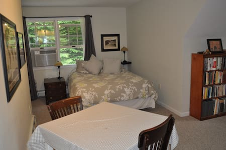Studio suite with private entrance - Easthampton - House