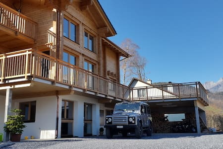 Mountain Chalet - Flums - Kondominium