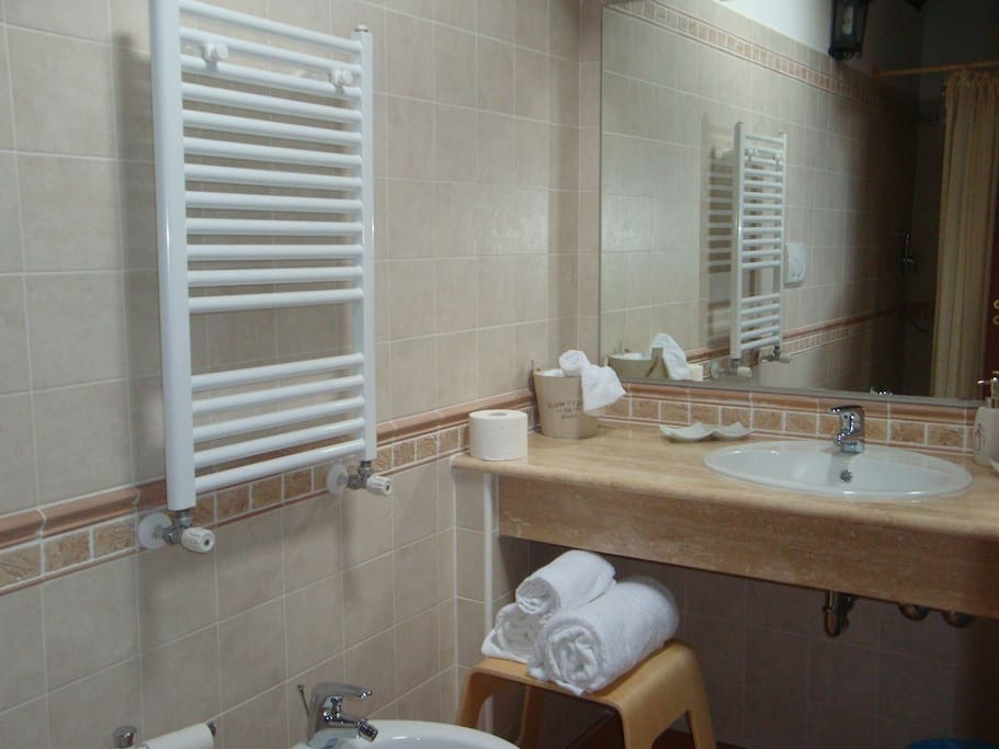 bathroom air room