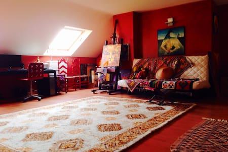 Appartement calme et lumineux - Lakás