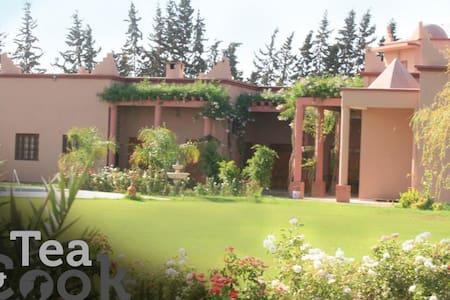 Maison d'Hôtes Marrakech - Oda + Kahvaltı