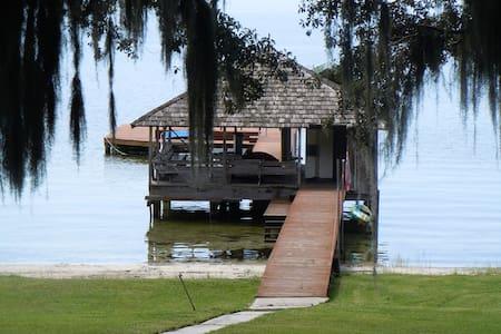 Southern Hospitality on Lake - Starke - House