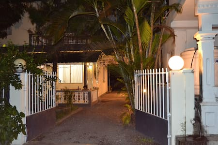 Residence Les Bambous - Bed & Breakfast