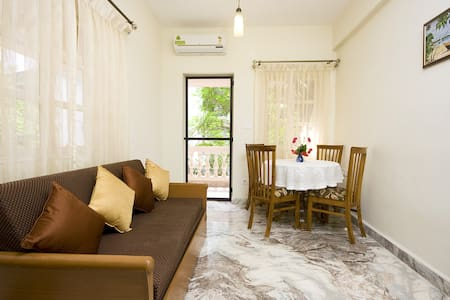 San Miguel Luxury AC Apartments - 1 - Panjim