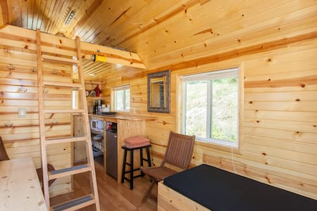 Imagine! A TINY HOUSE with TRAIL RIDING n Paradise - 富尔布鲁克(Fallbrook)