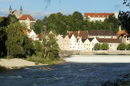 Romantisches Landsberg nah bei MUC - Landsberg am Lech