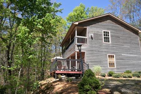 Romantic Mountain Retreat   - Tryon - Rumah