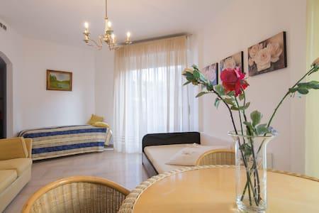 Ampio appartamento soleggiato - Wohnung