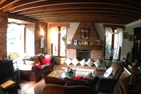 ROOM IN A BEAUTIFUL COSY RESIDENTIAL HOME - Mexiko city - Hus