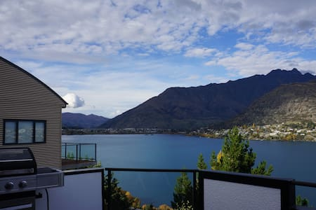 Queenstown Lakeside B&B - Twin room - Rumah