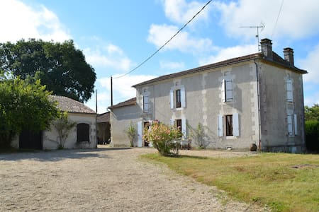 Beautiful Country House with private pool - Bors - House