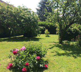 Fermette du XVIII eme en Bourgogne - Villebougis - House